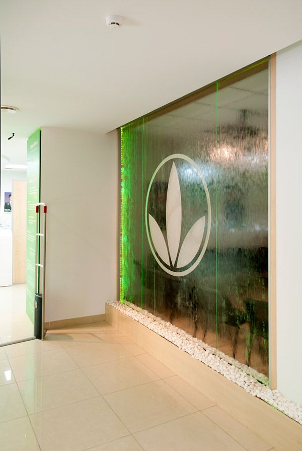 Project was made for the service company of Herbalife
