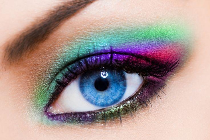 Welke kleur oogschaduw bij de kleur van je ogen past