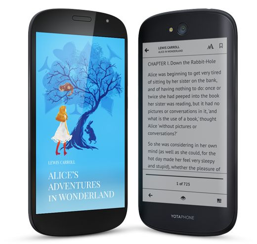 Image result for reading on a droid phone picture