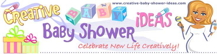Creative-Baby-Shower-Ideas.com...baby shower hostess etiquette!