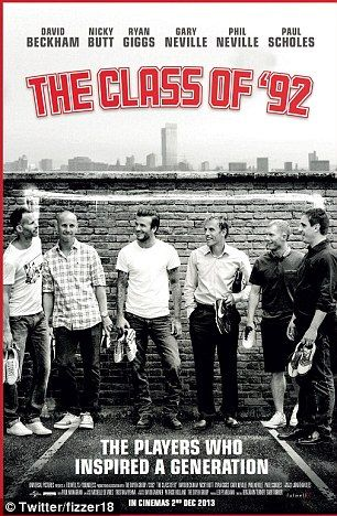 The Class of '92. Hate Man U but good film