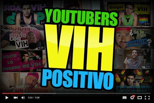 Youtubers VIH positivo