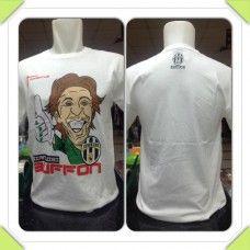 Karikatur Juventus Buffon / Rp 50,000