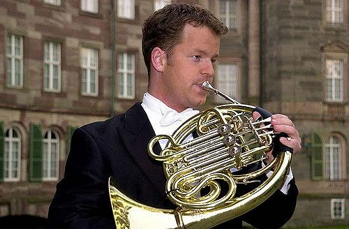 Znalezione obrazy dla zapytania Marc Doomen (French Horn)
