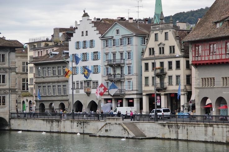 """City Tip in Zurich (10 tips) from the Blog """"My Little Road"""""""