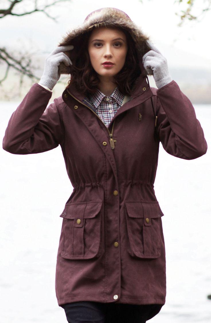 Best 25  Ladies parka coats ideas only on Pinterest | Ladies ...