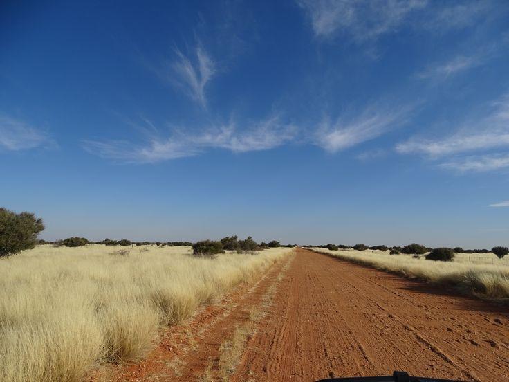 Kalahari Namibia,  photo: Christa Fris