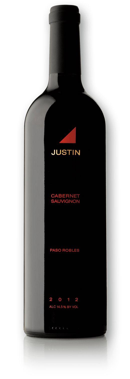 Justin Cabernet Sauvignon $20.00  Stand alone