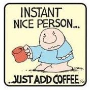 instant nice person...