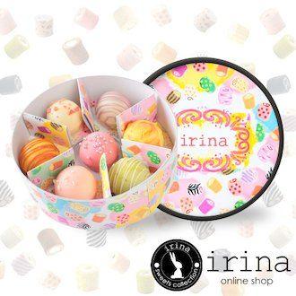 Gastronomy Japan featured products! Chocolate Bonbon de Chocolat irina bonbon assort 7 7 species set