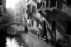 Dorsoduro, Venice By J.T.R.