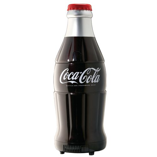 When you need something refreshing! Koolatron 10 Litre Coca-Cola Bottle Cooler  (BC-10G) #SetMeUpBBY This fridge is awesome, hands down. Every dorm needs a minifridge