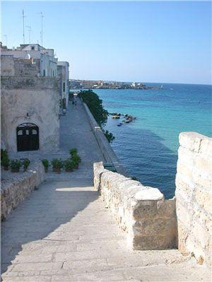 Otranto Salento, my roots...