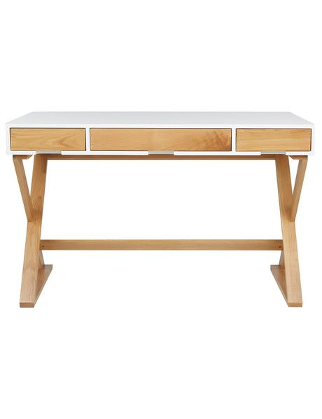 This Luca Silo desk will be a versatile and contemporary addition to your home.