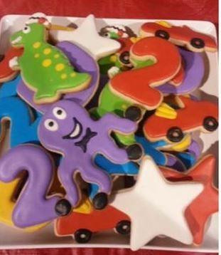 wiggles cookies