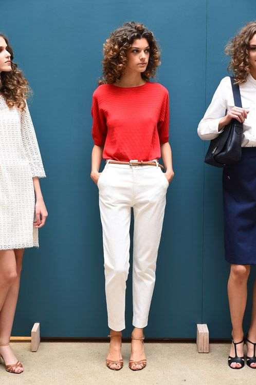 White Pants Apc 2015 Ss Wishlist Pinterest