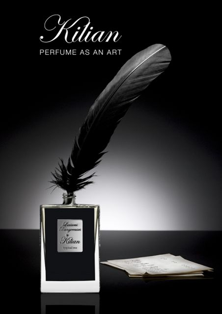 My FAVORITE PERFUMES  BY KILIAN - I have several but favorites are Liasons Dangereus and Love.