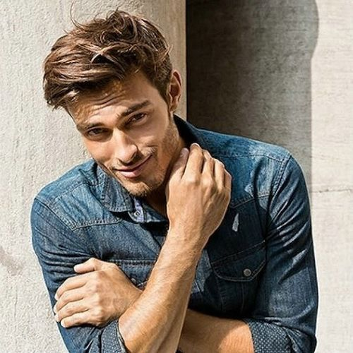 Cool Male Hairstyles 2014