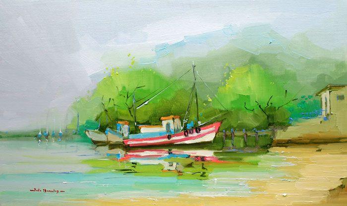Praia de Jurujuba e seus Pesqueiros
