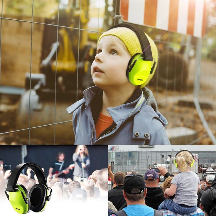 Mpow Ear Defenders Hearing Muffs Earmuffs Kids Children Baby Safety Fireworks UK Superior Quality,Comfortable Fit,Foldable and Handy ONLY 11.69GBP