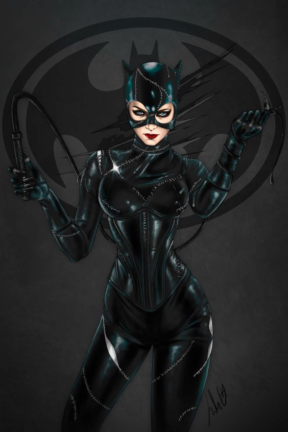 Catwoman by JulietEssence on DeviantArt
