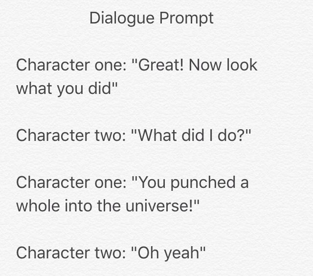 how to write dialogue in a novel