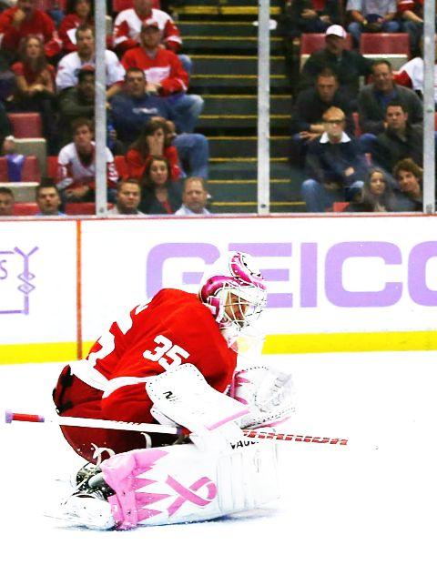 #jimmy howard #Detroit Red Wings #nhl #hockey