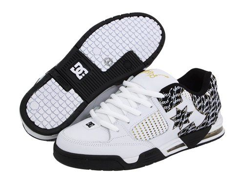 adidas shoes high tops black & white twins holding weiner 633355