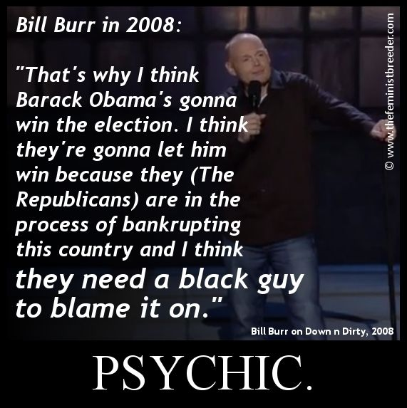 Amazing Quotes from Bill Burr