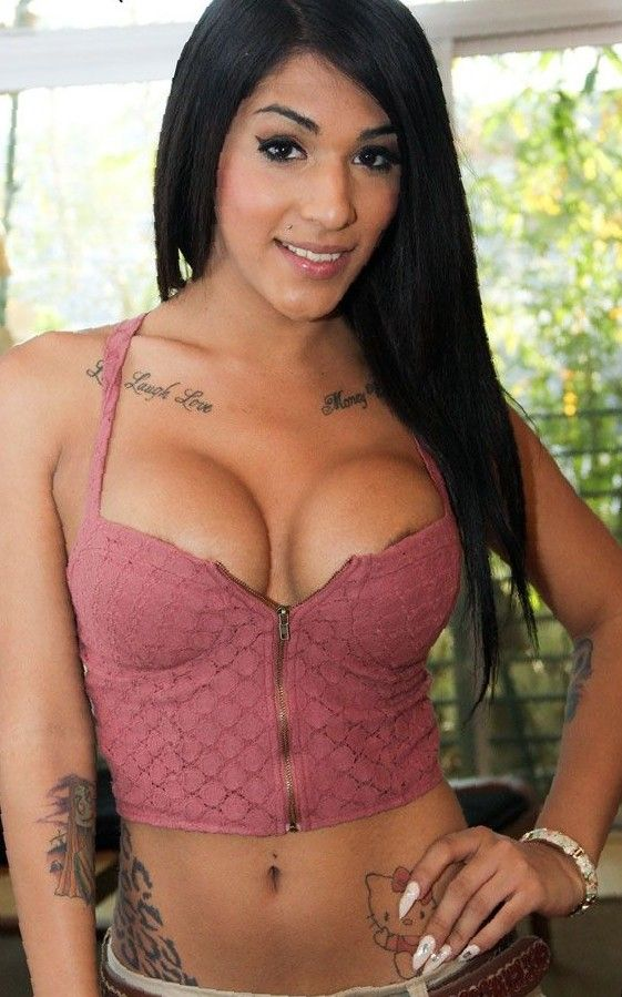 Would like Busty latina tranny apologise, but