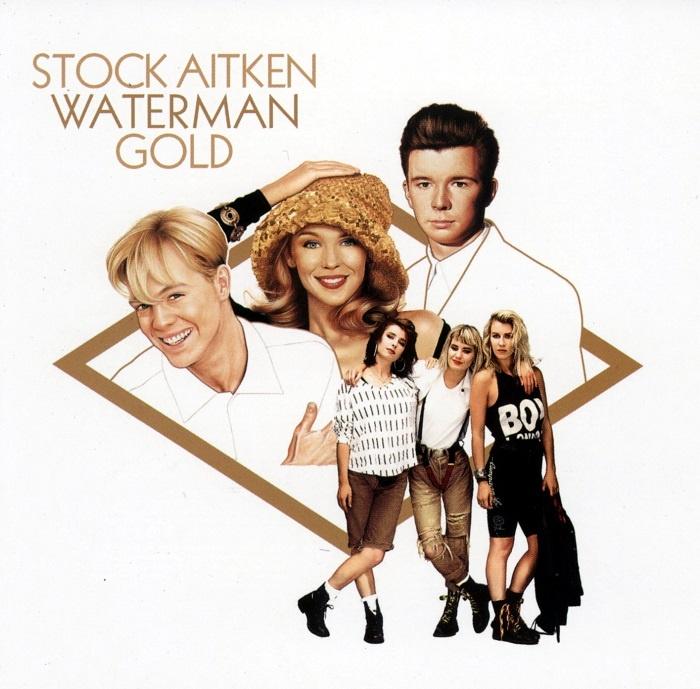 """Stock Aitken Waterman """"Gold"""""""