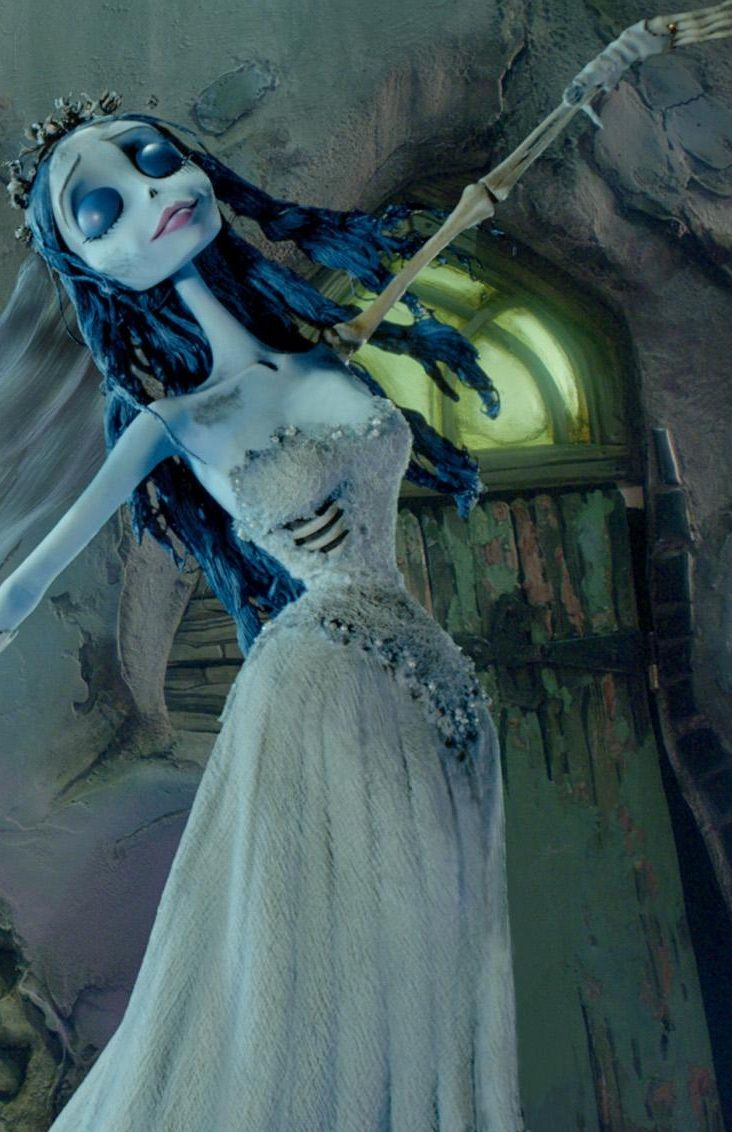 villainsandpsychopaths:  Corpse Bride (2005)
