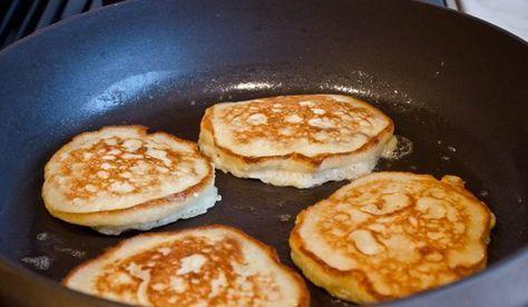 Van je buikvet afkomen door elke dag pannenkoeken te eten? Met DIT recept kan dat!