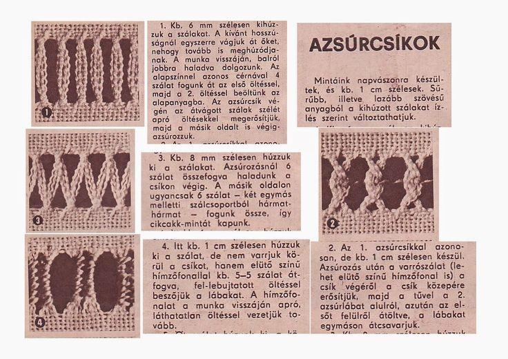 Azsúrcsíkok