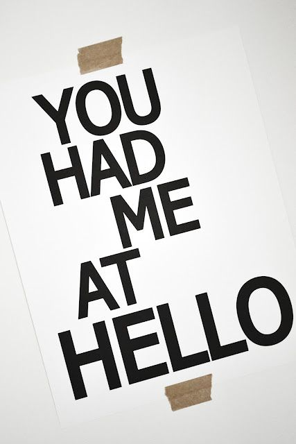 Hello Whello Wgo To Www Bing Com: 500 Best Images About Hello, Hi, Hey, Howdy On Pinterest