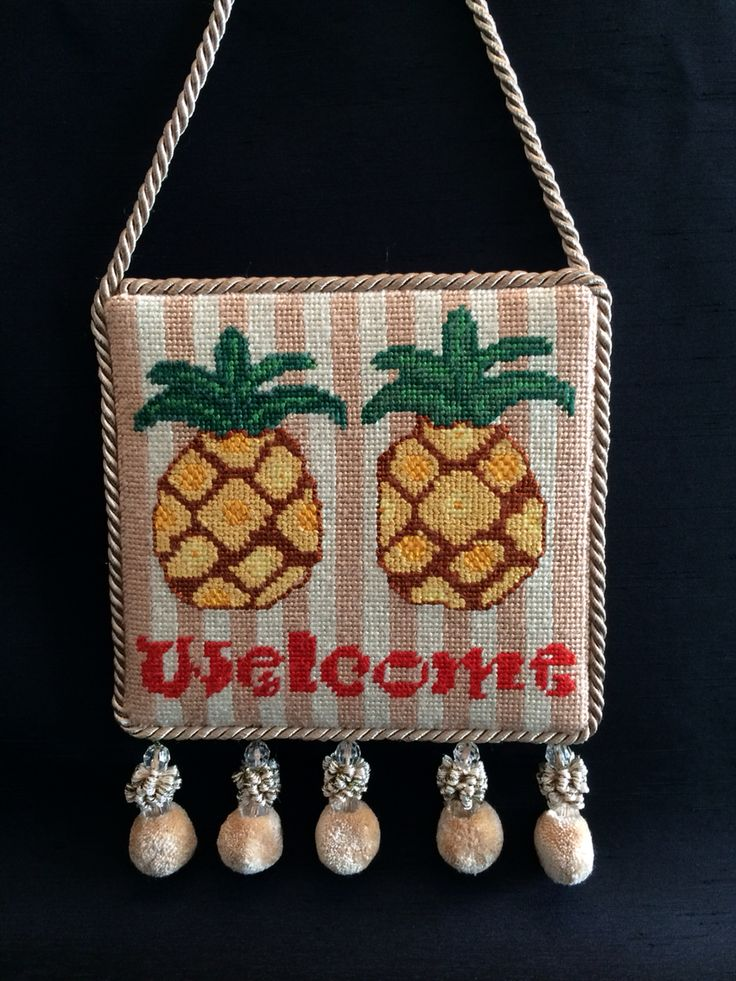 584 Best Needlepoint Images On Pinterest