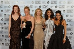 Photo Gallery of Golden Globe Dresses: Desperate Housewives Cast
