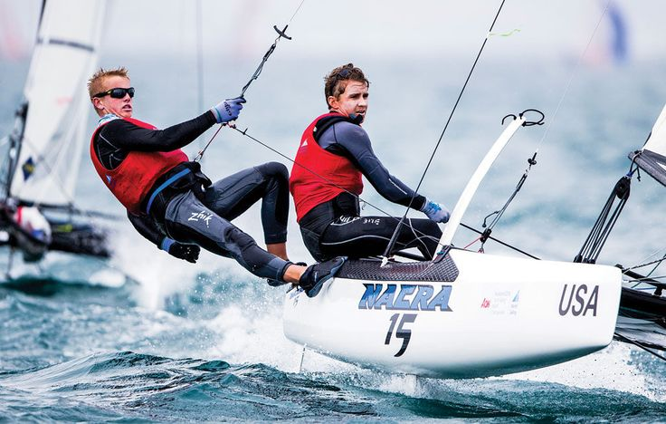 Three U.S. Medals at Youth Sailing Worlds - Sail Magazine