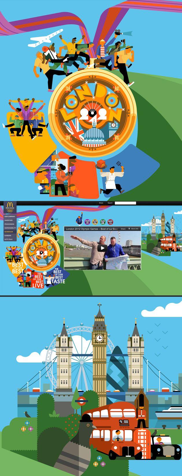 Kolchoz / McDonalds London Olympics 2012