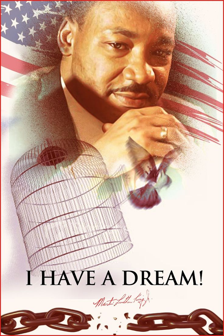 Dzisiaj Amerykanie obchodzą #DzienMartinaLutheraKinga, człowieka, który miał marzenie...  https://www.youtube.com/watch?v=3vDWWy4CMhE  http://radmal.com/