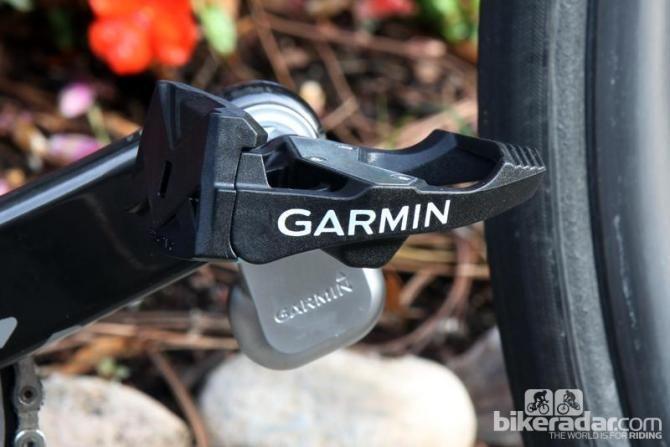Garmin finally releases their power meter pedals!