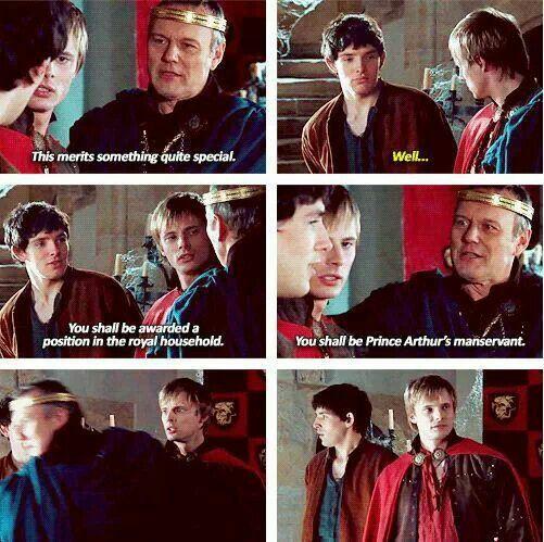 Merlin Adventures Funny