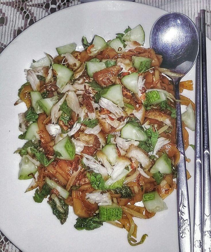 Fried kuetiaw