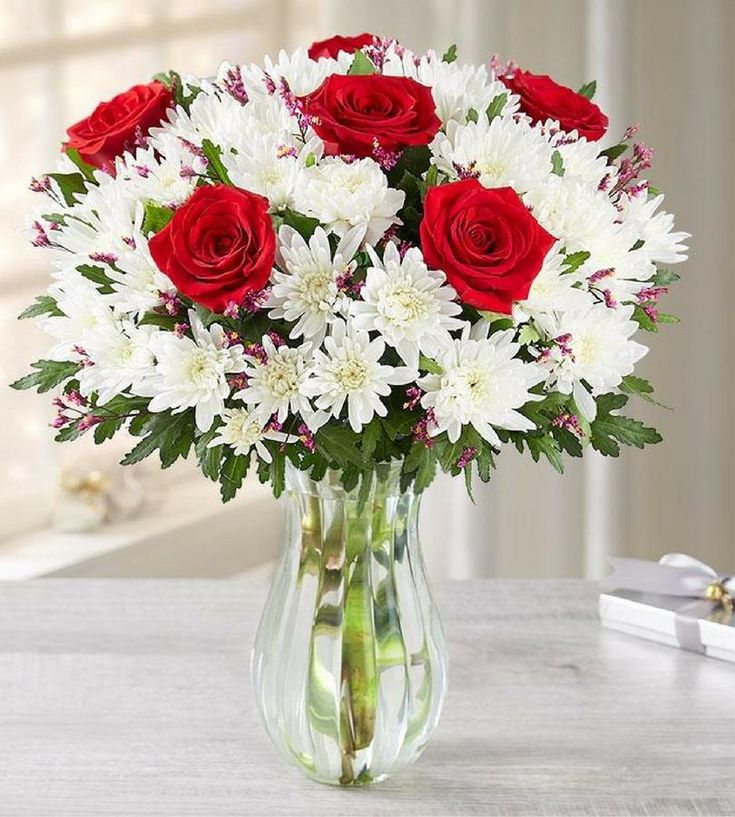 """""""GET 40% Off This STUNNING Seasons GreetingBouquet! Image 