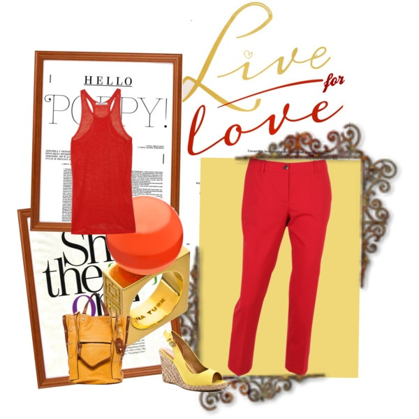 """live for love"" by stavipapa on Polyvore"