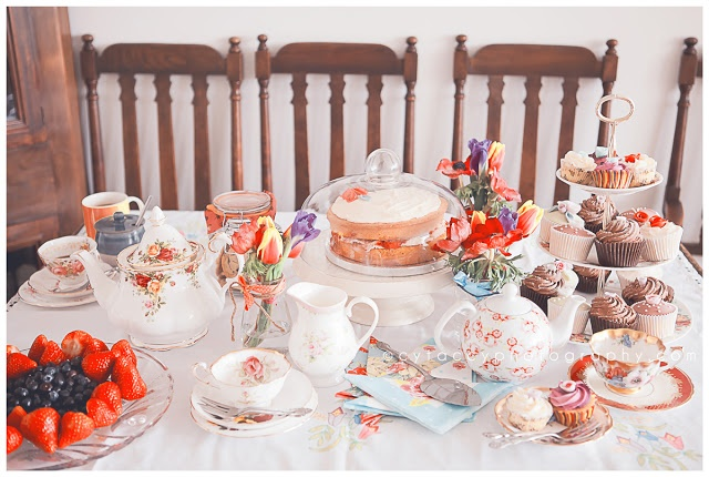 1000 images about tea anyone on pinterest afternoon for Edwardian table setting