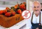 Cake de Maíz y Frutos Rojos Sin Gluten (apto celíacos) por Osvaldo Gross