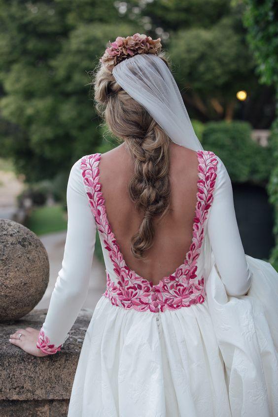 maria-y-fran-by-navacues-73 | design | pinterest | vestidos de novia