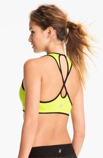 Cool running bra  ASICS® 'Ashley' Bra (Online Exclusive) | Nordstrom