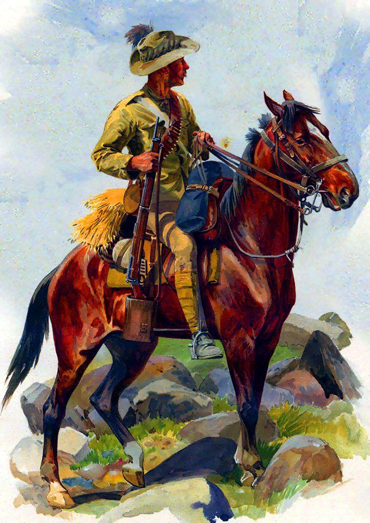 Moles Genealogy Blog: More on Anglo-Boer War Ancestors